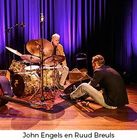 John Engels en Ruud Breuls