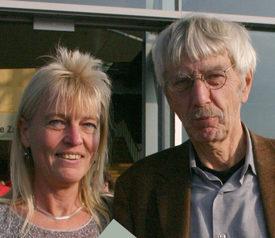 Thea Derks en Reinbert de Leeuw