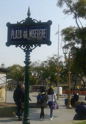 Plaza de Miserere