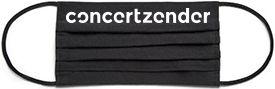 mondkapje met Concertzender logo