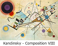 Kandinsky - Composition VII