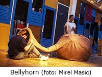 Bellyhorn van Dianne Verdonk