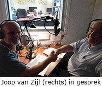 Hans Meerman en Joop van Zijl