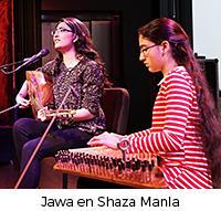 Jawa en Shaza Manla