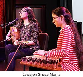 Jawa en Shaza Mania
