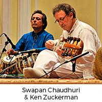 Swapan Chaudhuri en Ken Zuckerman