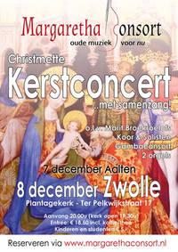 flyer Christmette