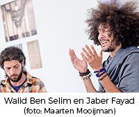 Walid Ben Selim en Jaber Fayad