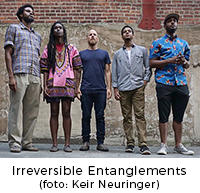 Irreversible Engtanglements