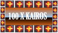 100 maal Kairos