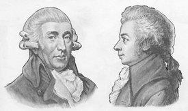 Mozart en Haydn