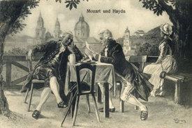 Haydn en Mozart